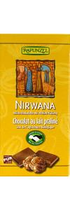 Vollmilchschokolade Nirwana Bio