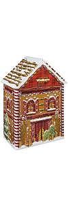 Geschenkdose Gingerbread House