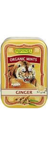 Ginger Organic Mints Bonbons